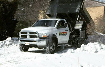 Easton Snow Removal Services